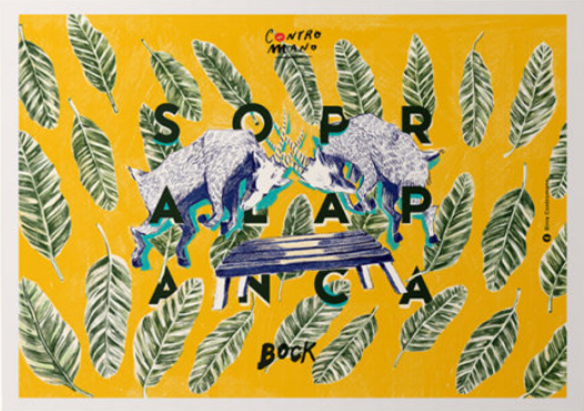 Sopra La Panca by Kero, AIGA.org