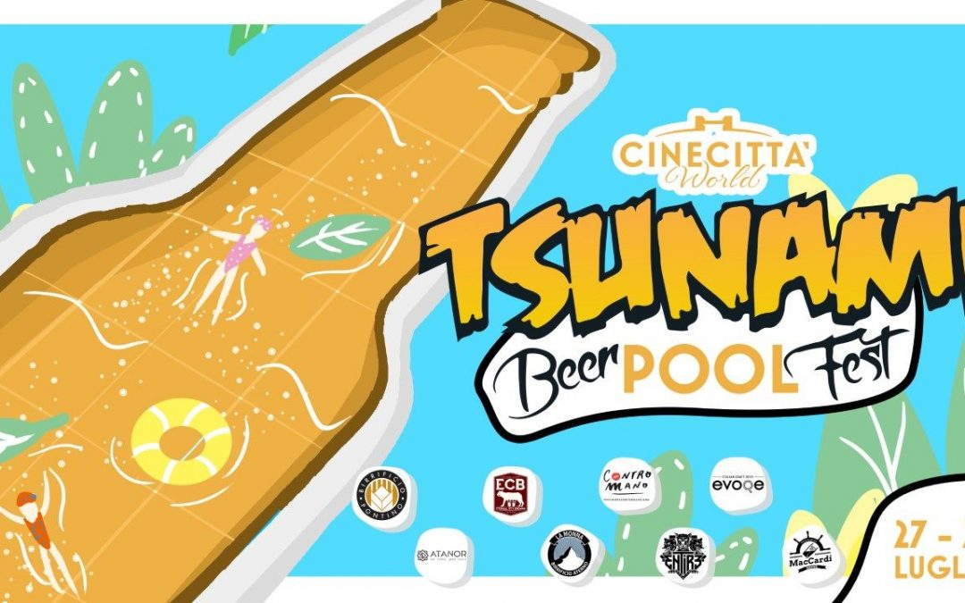 TSUNAMI BEER POOL FEST 2019
